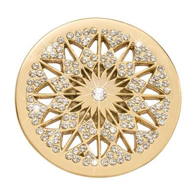 Nikki Lissoni - Rising Star From Marrakech Gold Plate 33mm Coin
