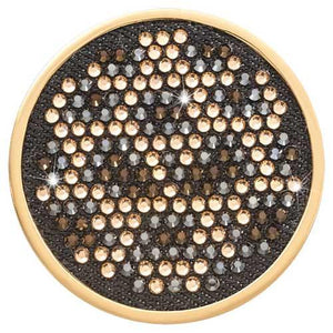 Denim Dreams - Spots Gold Plate 43mm Coin