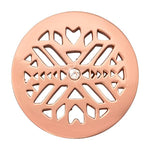 Wild Spirit Rose Gold Plated 33mm Coin