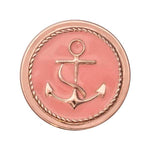 Something Pink Rose Gold Plated 23mm Coin