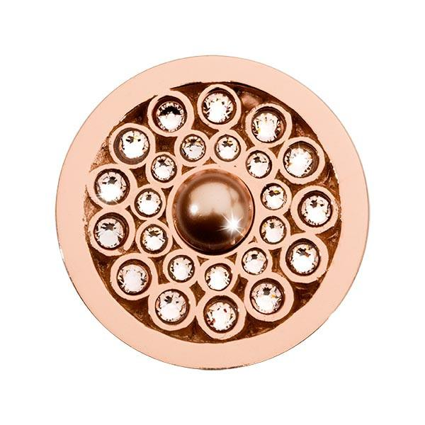 Nikki Lissoni - Sky Is The Limit Rose Gold Plate 23mm Coin