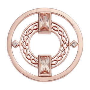 Nikki Lissoni - Beauty Rosé G/P 33mm Coin