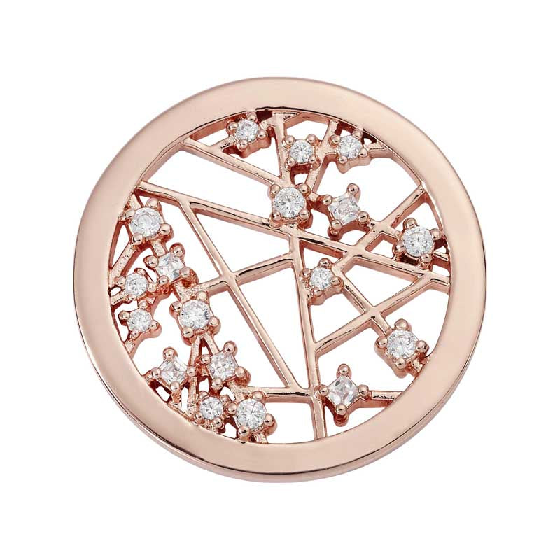 Nikki Lissoni - Mixed Rosé G/P 23mm Coin