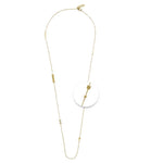 Nikki Lissoni - Statement Necklet G/P 60cm