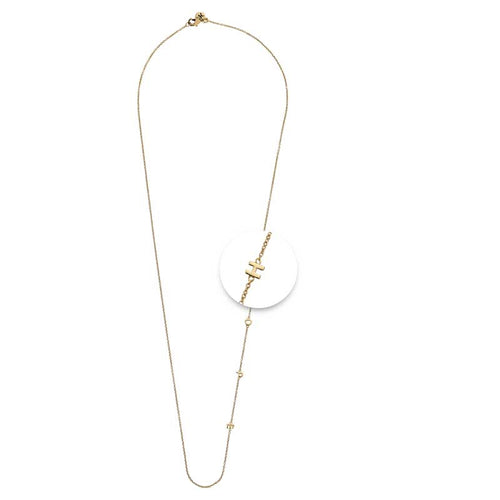 Nikki Lissoni - Hope Necklet G/P 60cm
