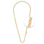 Necklet Gold Plated 4mm