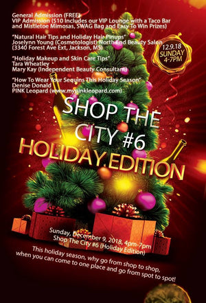 Shop The City #6 (Holiday Edition)