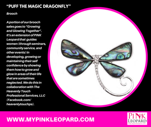 puff the magic dragon, puff the magic dragonfly, dragonfly, dragonfly brooch