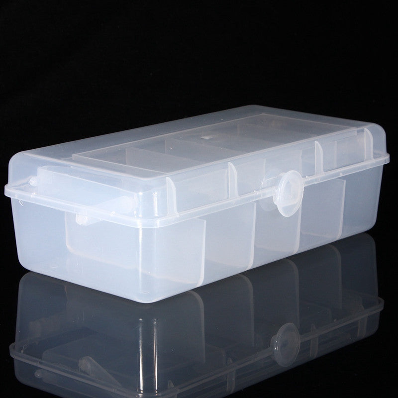 Latest Compartments Carp Fly Fishing Lure Bait Tackle Box Case