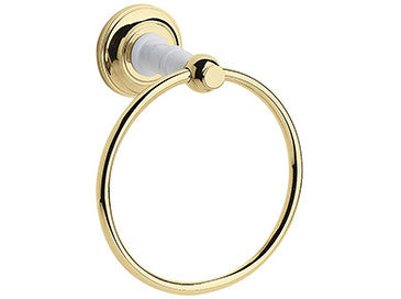 Porcelain Towel Ring