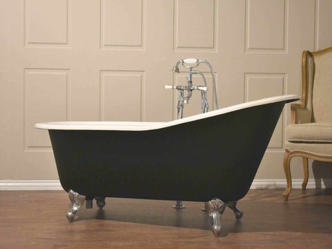 Cast Iron Slipper Bath