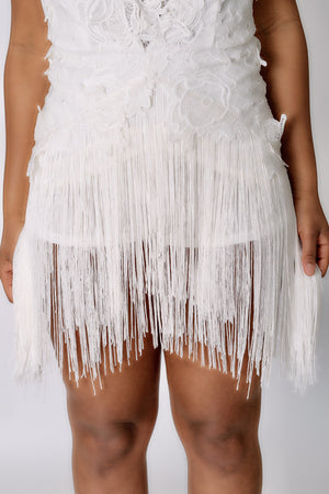 Fringetastic Dress