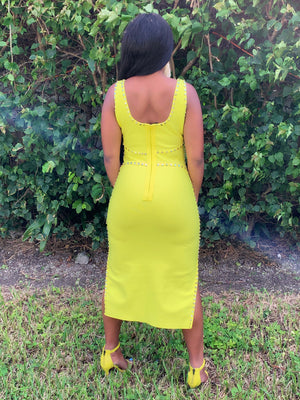 Lemon Aide Dress