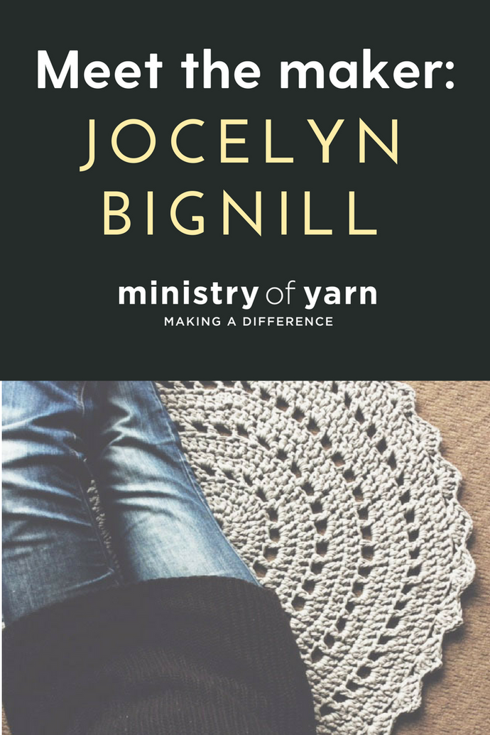 Meet the maker: Jocelyn Bignill