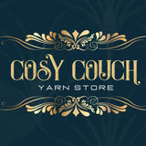 Cosy Couch Yarn Store Logo