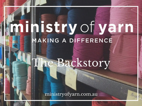 The story behind Ministry of Yarn, Australia's ethical yarn store