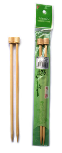 6mm ChiaoGoo Bamboo Knitting Needles