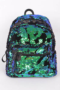 Green Mermaid (BackPacK)