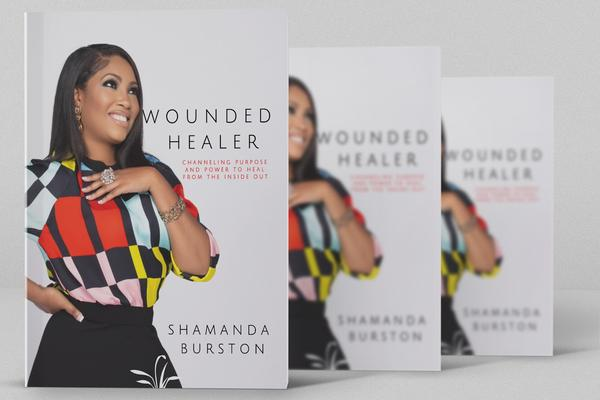 Wounded Healer Book