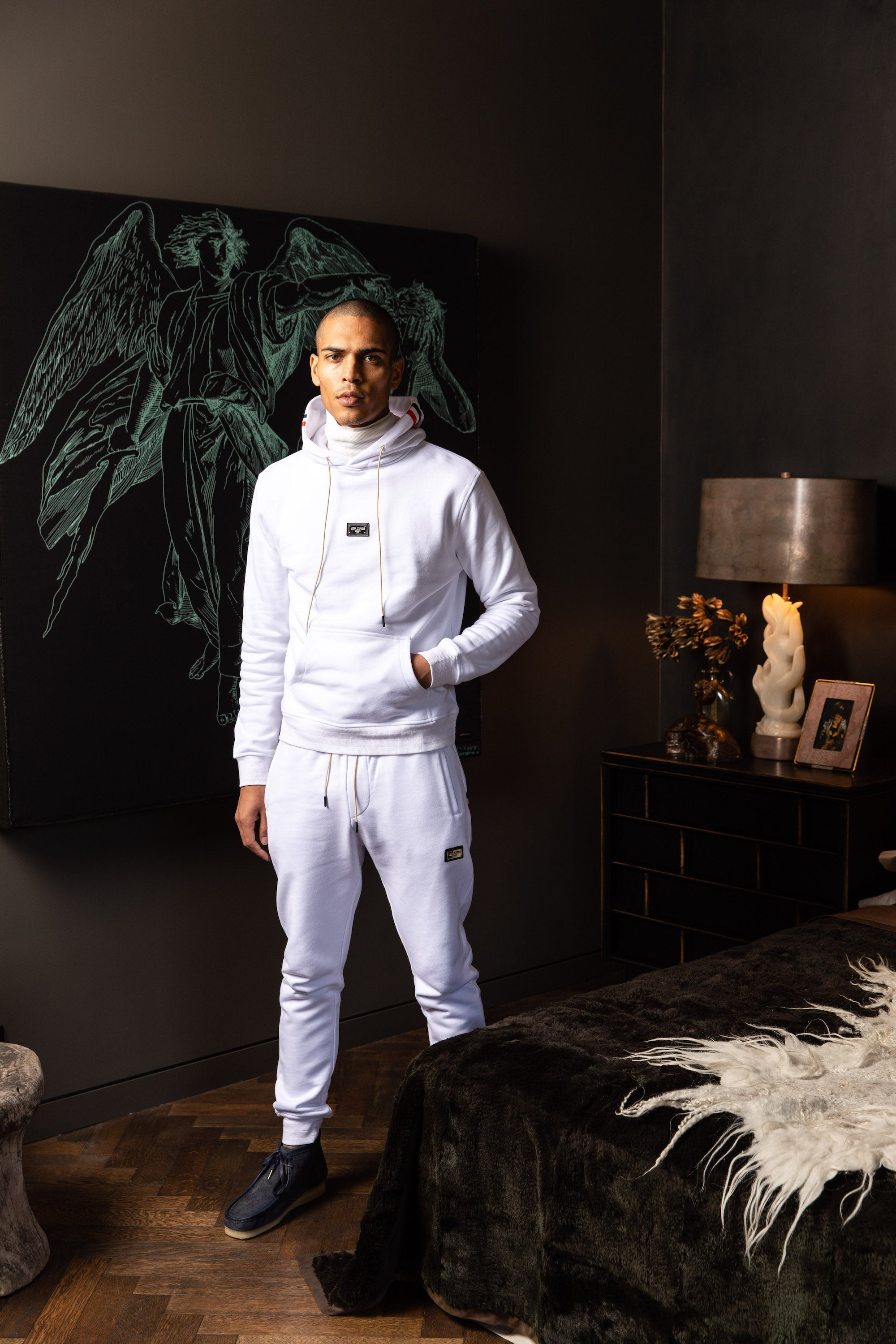 WELL KNOWN STUDIOS SPRING 2021 CAMPAIGN FEATURING GERON MCKINLEY