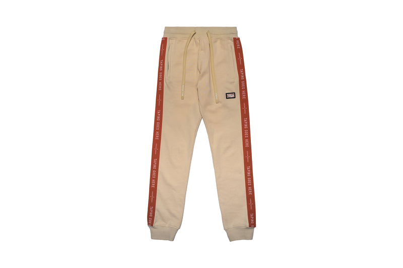 Well Known Studios Madison Sweatpants - Tan