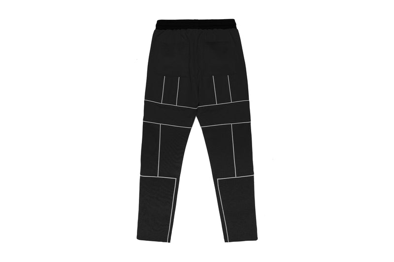Well Known Studios Maiden Trackpants - Black
