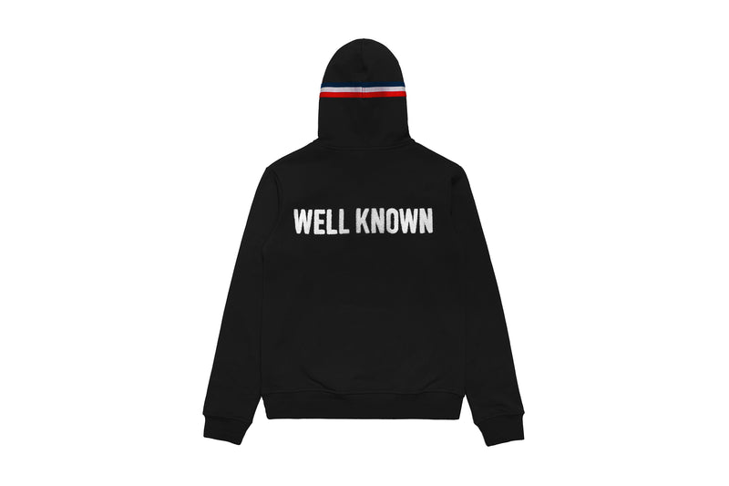 Well Known Studios Bowery Hoodie - Black