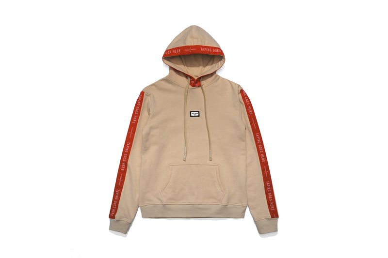 Well Known Studios Madison Hoodie - Tan
