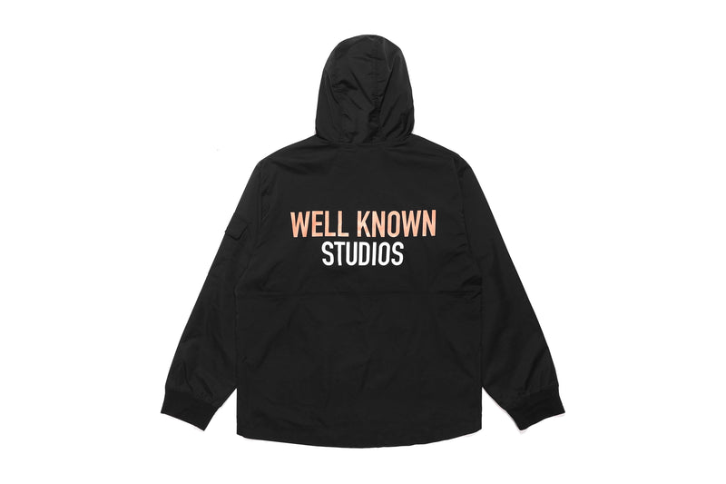 Well Known Studios Park Ave Jacket - Black