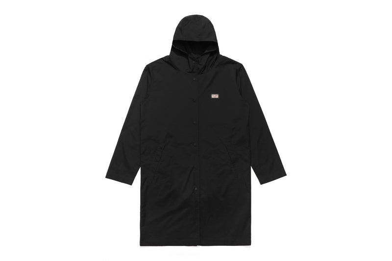Well Known Studios Park Row Coat - Black