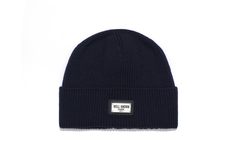Well Known Studios Bowery Skully - Navy