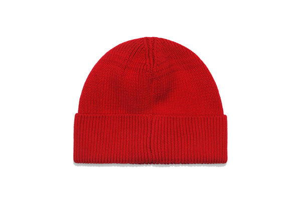 Well Known Studios Bowery Skully - Red