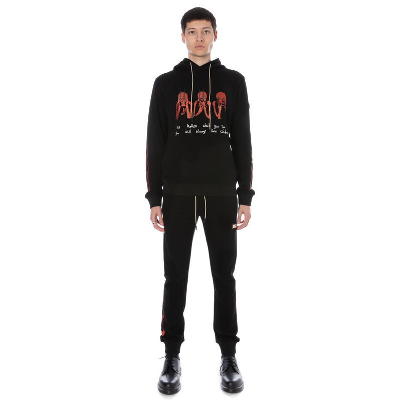 Well Known Studios Cooper Sweatpants - Black