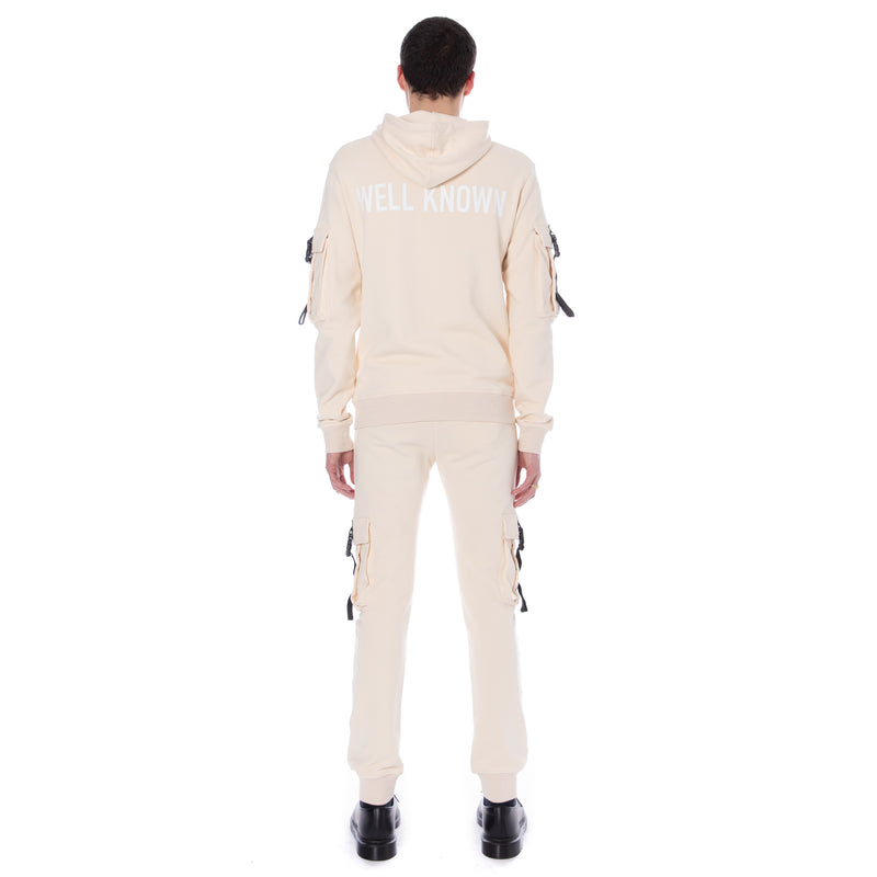Well Known Studios Essex Sweatpants - Vintage Tan