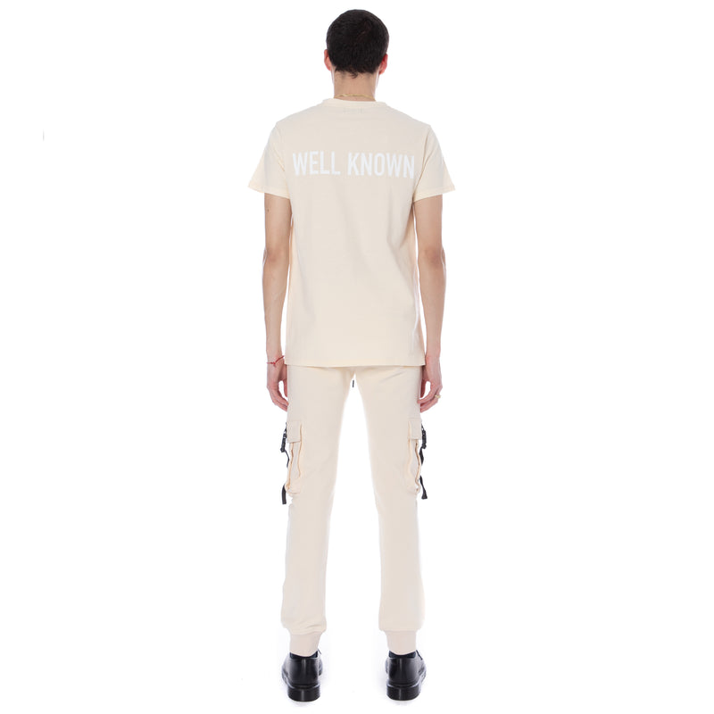Well Known Studios Essex Tee - Vintage Tan