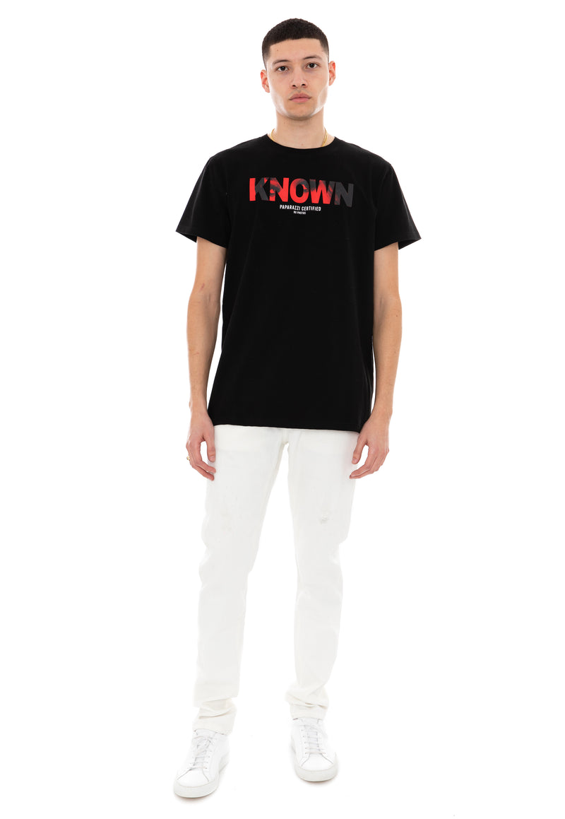 The Paparazzi Tee - Black