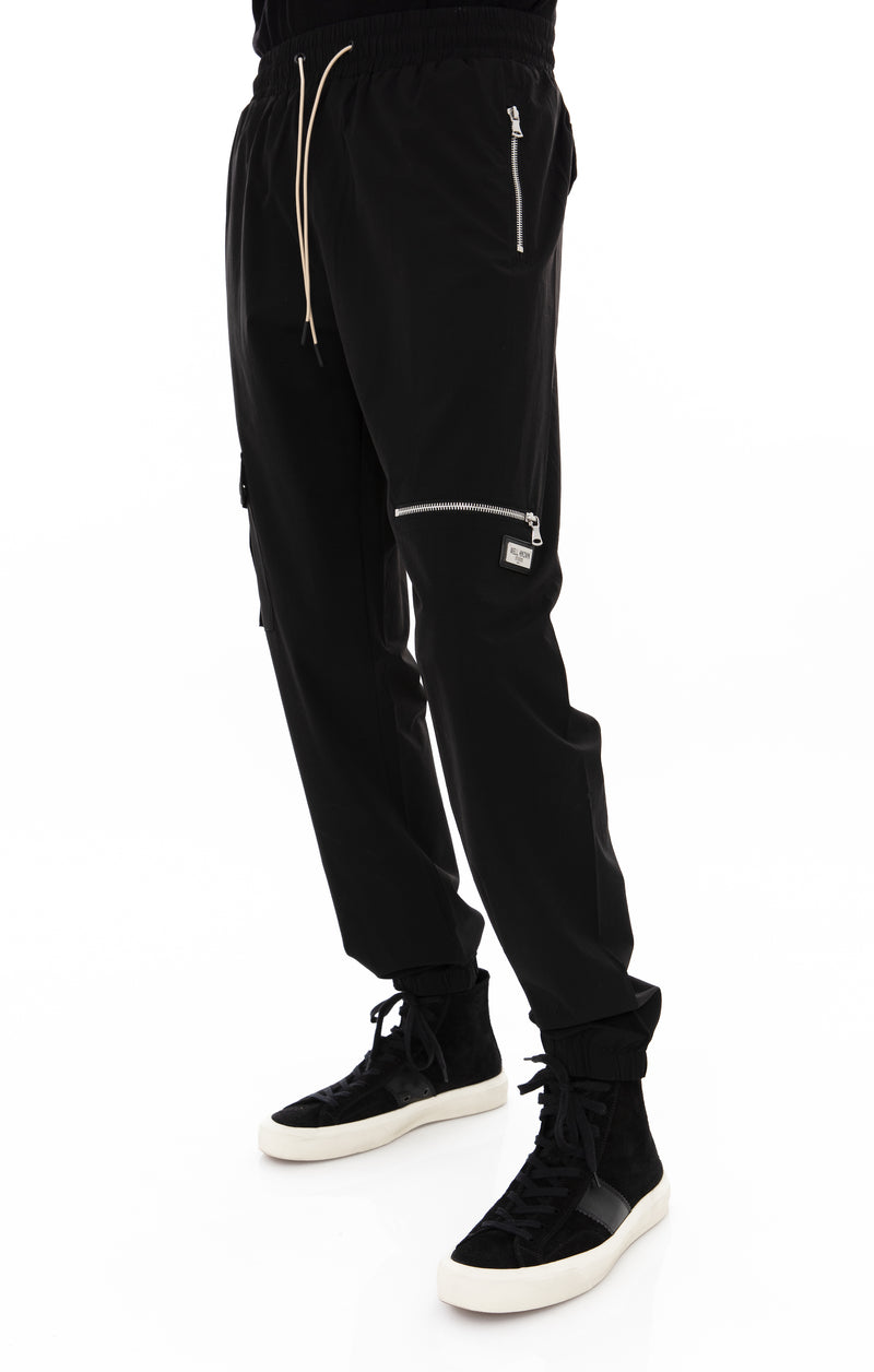 The James 2.0 Pant - Black