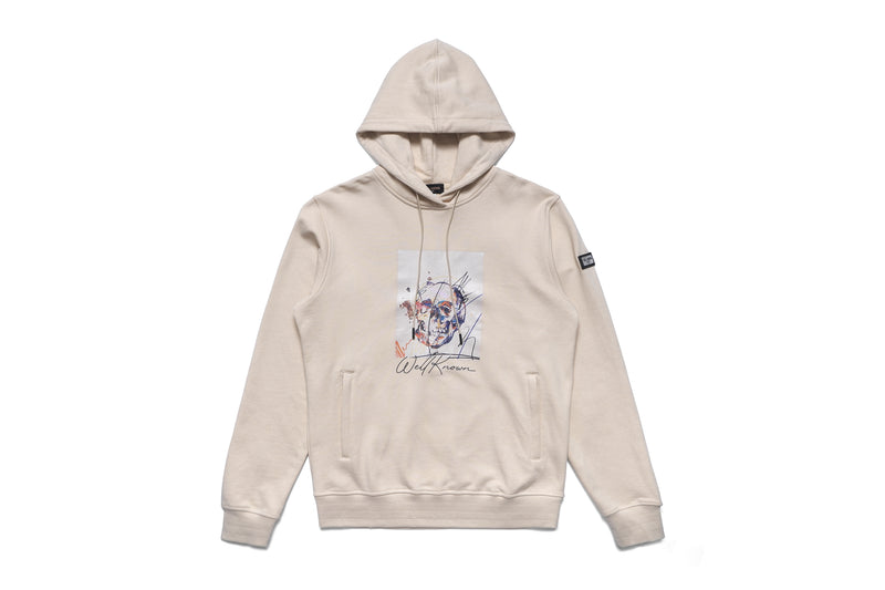 WELL KNOWN The Life After Death Hoody - Tan