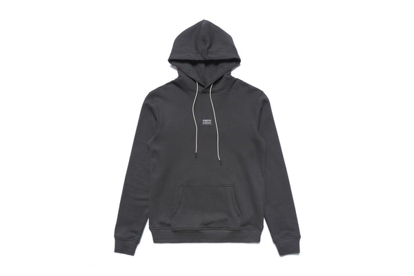 WELL KNOWN The Bowery Hoody - Steel