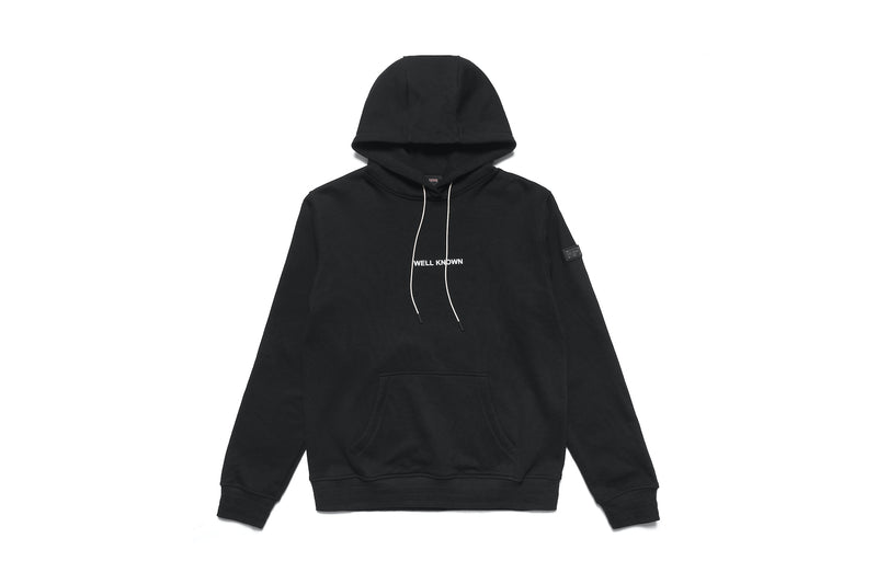 WELL KNOWN The Broome Hoody - Black