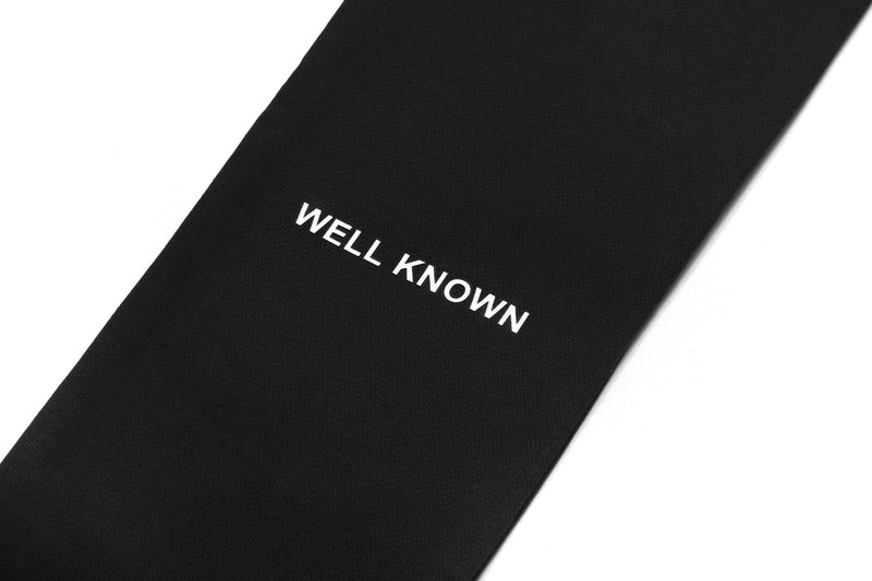 WELL KNOWN The Broome Sweatpant - Black