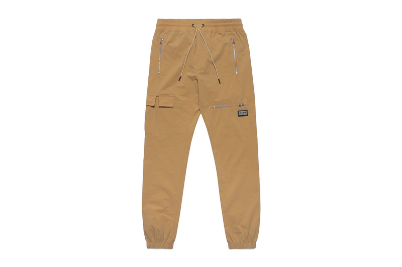 WELL KNOWN The James 2.0 Pant - Tan