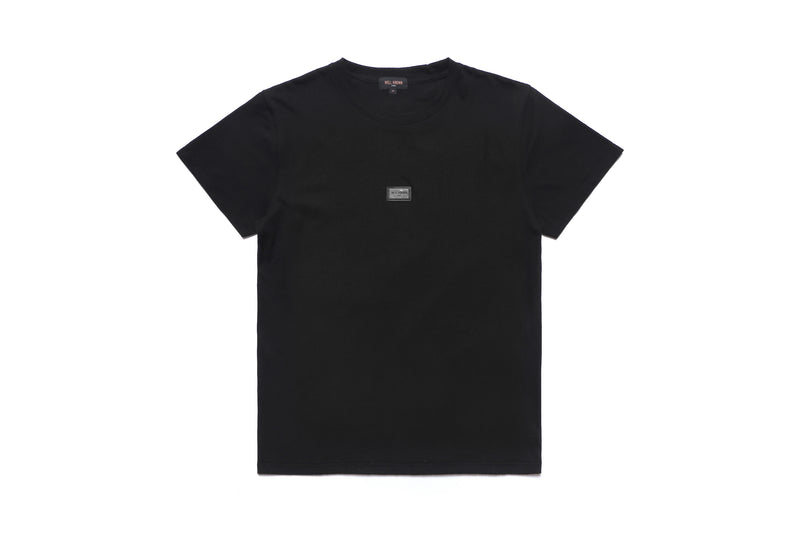 WELL KNOWN The Fifth Ave Tee Shirt - Black