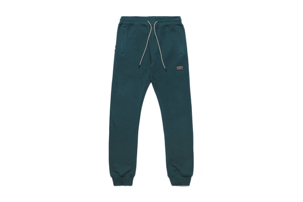 WELL KNOWN The Bowery Sweatpant - Emerald