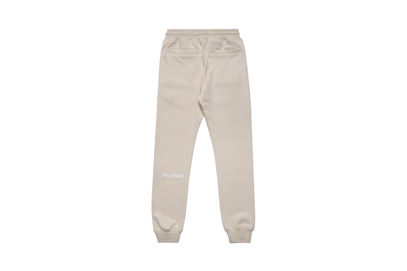 WELL KNOWN The Broome Sweatpant - Tan