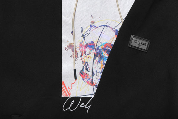 WELL KNOWN The Life After Death Hoody - Black