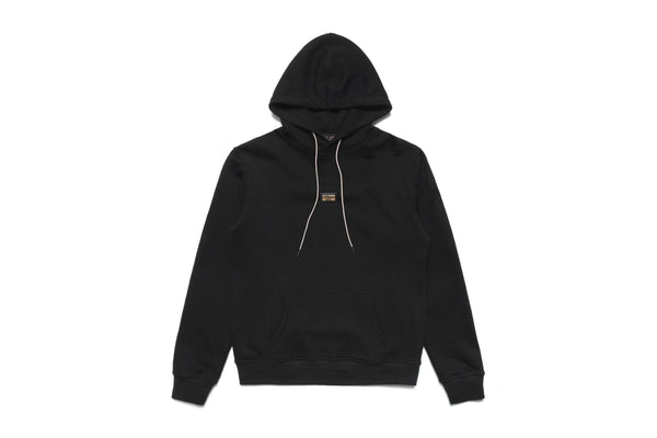 The Fifth Ave Hoody - Black