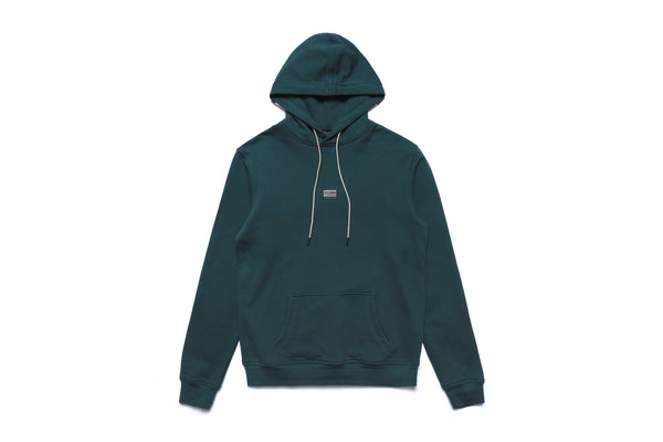 WELL KNOWN The Bowery Hoody - Emerald