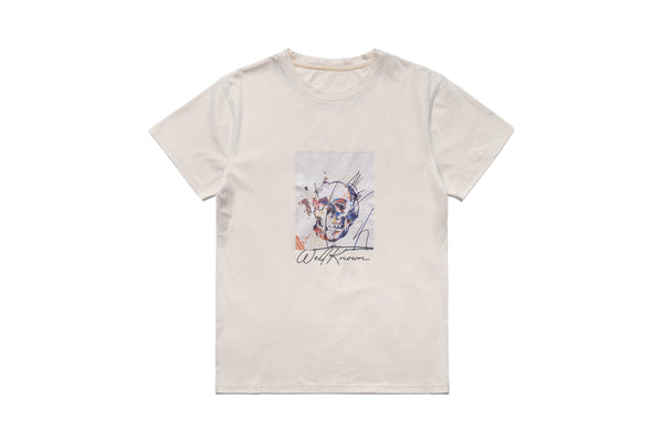 WELL KNOWN The Life After Death Tee - Tan