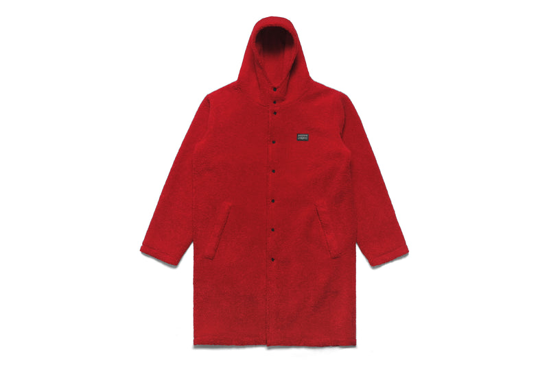 The Broadway Jacket - Red